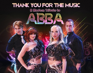 ABBA Tribute: Thank You for the Music information, schedule, and show tickets for 2019 & 2020 in Branson, MO.