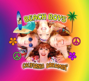 Beach Boys California Dreamin' Show Tickets