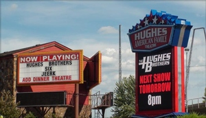 The Hughes Brothers Celebrity Theatre