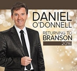 Daniel O'Donnell - Branson, Missouri 2021 / 2022 Information, show tickets, schedule, and map