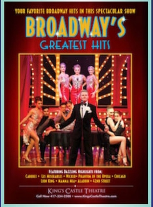 Broadway - The Greatest Hits information, schedule, and show tickets for 2019 & 2020 in Branson, MO.