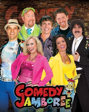 Comedy Jamboree Tickets