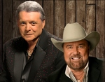 Mickey Gilley and Johnny Lee - The Urban Cowboy Rides Again! - Branson, Missouri 2021 / 2022 Information, discount show tickets, schedule, and map