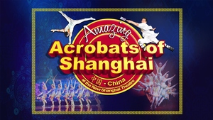 Amazing Acrobats of Shanghai Tickets