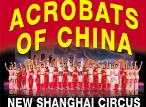 Acrobats of China Theatre