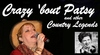 All Crazy 'bout Patsy - Branson, Missouri 2019 / 2020 information, schedule, map, and discount tickets!