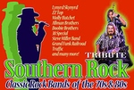 Southern Rock Tribute Show - Branson, Missouri 2019 / 2020 Information, discount show tickets, schedule, and map