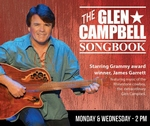 Glenn Campbell Songbook - Branson, Missouri 2020 / 2021 Information, discount show tickets, schedule, and map
