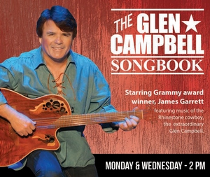 The Glenn Campbell Songbook Tickets