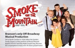 Smoke On The Mountain - Branson, Missouri 2021 / 2022 Information, discount show tickets, schedule, and map