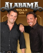 Alabama Rolls On - Branson, Missouri 2018 / 2019 Information, discount show tickets, schedule, and map