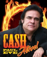 Cash Alive! The Legend Lives with Paul Eve - Branson, Missouri 2018 / 2019 Information, discount show tickets, schedule, and map
