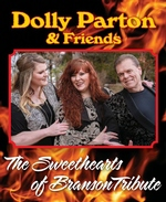 Dolly Parton & Friends - The Sweethearts of Branson Tribute - Branson, Missouri 2018 / 2019 Information, discount show tickets, schedule, and map