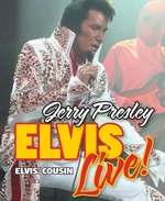Jerry Presley's ELVIS LIVE! - Branson, Missouri 2019 / 2020 Information, discount show tickets, schedule, and map