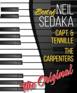 The Best of Neil Sedaka, Captain & Tennille, & The Carpenters - Branson, Missouri 2018 / 2019 Information, discount show tickets, schedule, and map