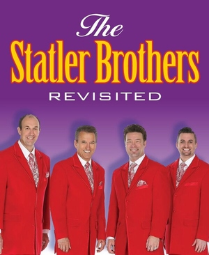 Statler Brothers Revisited information, schedule, and show tickets for 2020 & 2021 in Branson, MO.