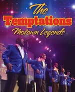 The Temptations Motown Legends Tribute - Branson, Missouri 2018 / 2019 Information, discount show tickets, schedule, and map