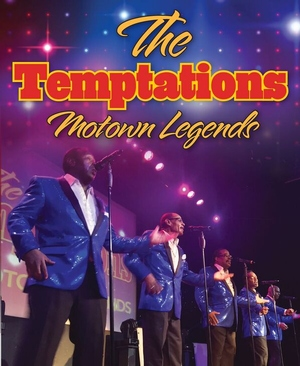 The Temptations Motown Legends Tribute Tickets