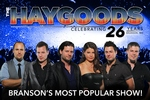The Haygoods - Branson, Missouri 2018 / 2019 Information, discount show tickets, schedule, and map