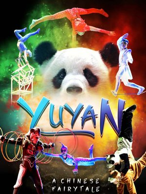 Yuyan - A Chinese Fairytale Tickets
