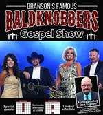 Baldknobbers Gospel Show - Branson, Missouri 2018 / 2019 Information, discount show tickets, schedule, and map