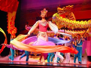 Acrobats Of China Tickets