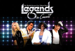 Legends in Concert information, schedule, and show tickets for 2019 & 2020 in Branson, MO.