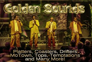 Golden Sounds - A Tribute to The Platters information, schedule, and show tickets for 2019 & 2020 in Branson, MO.