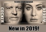 Icons of England - The Music of Joe Cocker & Adele - Branson, Missouri 2019 / 2020 Information, discount show tickets, schedule, and map