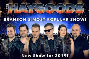 The Haygoods information, schedule, and show tickets for 2019 & 2020 in Branson, MO.