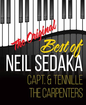 Best of Neil Sedaka, Captain & Tennille, & The Carpenters information, schedule, and show tickets for 2019 & 2020 in Branson, MO.