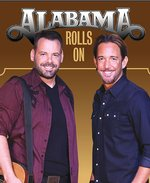 Alabama Rolls On - Tribute Show - Branson, Missouri 2019 / 2020 Information, discount show tickets, schedule, and map