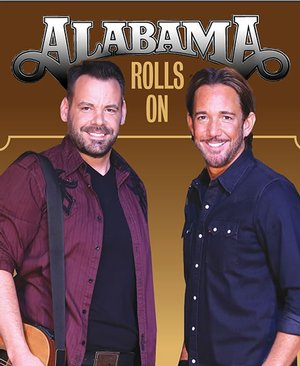 Alabama Rolls On - Tribute Show information, schedule, and show tickets for 2020 & 2021 in Branson, MO.
