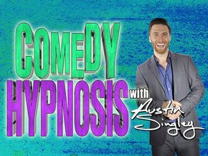 Comedy Hypnosis with Austin Singley information, schedule, and show tickets for 2020 & 2021 in Branson, MO.
