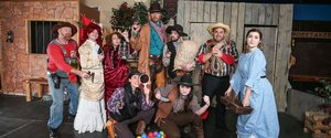 Branson Murder Mystery Christmas Show information, schedule, and show tickets for 2019 & 2020 in Branson, MO.