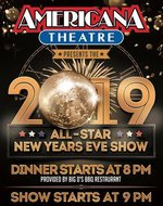 Americana Theatre New Years Eve Show - Branson, Missouri 2020 / 2021 Information, show tickets, schedule, and map