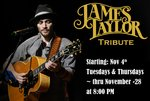 James Taylor Tribute - Branson, Missouri 2019 / 2020 Information, discount show tickets, schedule, and map