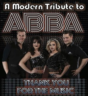ABBA Tribute: Thank You for the Music information, schedule, and show tickets for 2020 & 2021 in Branson, MO.