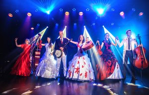 The Johnson Strings - Family Music and Vocal Show Tickets