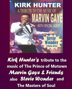 Marvin Gaye and the Masters of Soul Tickets