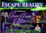 Escape Reality Dinner Show - Branson, Missouri 2020 / 2021 Information, discount show tickets, schedule, and map