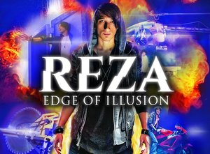 Reza - Edge of Illusion Tickets