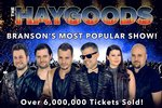 The Haygoods - Branson, Missouri 2021 / 2022 Information, discount show tickets, schedule, and map