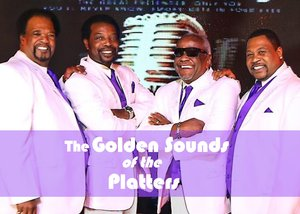 Golden Sounds of the Platters information, schedule, and show tickets for 2021 & 2022 in Branson, MO.