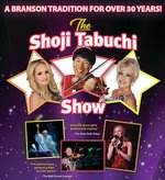 The Shoji Tabuchi Show - Branson, Missouri 2020 / 2021 Information, discount show tickets, schedule, and map