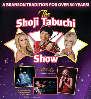 The Shoji Tabuchi Show information, schedule, and show tickets for 2020 & 2021 in Branson, MO.