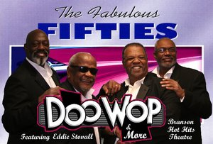 DOO-WOP & More information, schedule, and show tickets for 2020 & 2021 in Branson, MO.