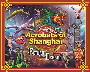 Amazing Acrobats of Shanghai information, schedule, and show tickets for 2020 & 2021 in Branson, MO.