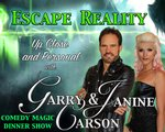 Escape Reality Dinner Show - Branson, Missouri 2021 / 2022 Information, discount show tickets, schedule, and map