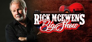 Rick McEwen's Big Show information, schedule, and show tickets for 2021 & 2022 in Branson, MO.